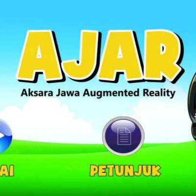 Aksara Jawa Augmented Reality