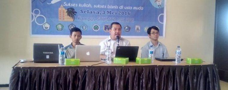 StartUp Speak Peserta Mahasiswa